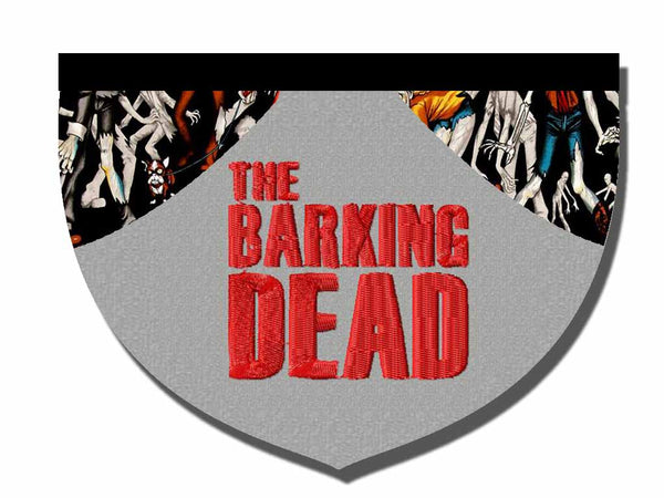 The Barking Dead bandana