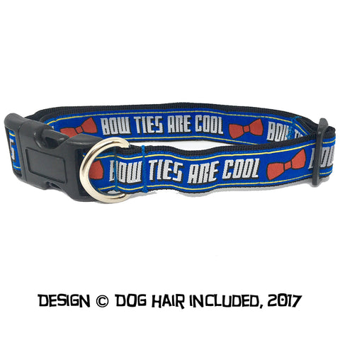 Bow Ties are Cool! clip collar