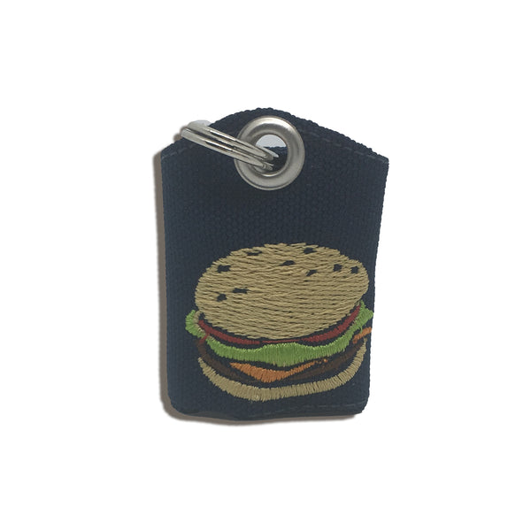 "Fried Egg ""Tag Bag"" medal protector and silencer"