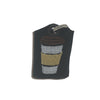 "Coffee ""Tag Bag"" medal protector and silencer"