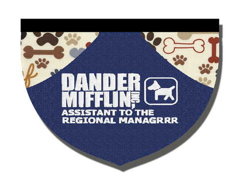 Dander Mifflin - Assistant to the Regional Managrrr
