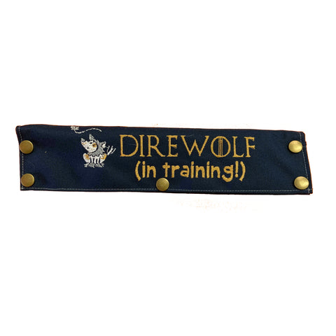 Direwolf (in training)