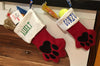 Customizable pet stockings