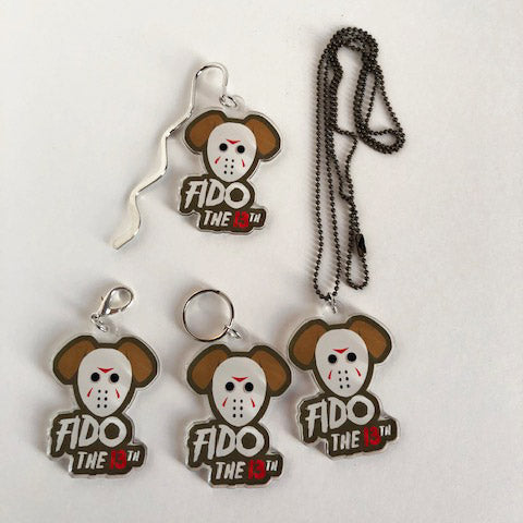 Fido the 13th charm items
