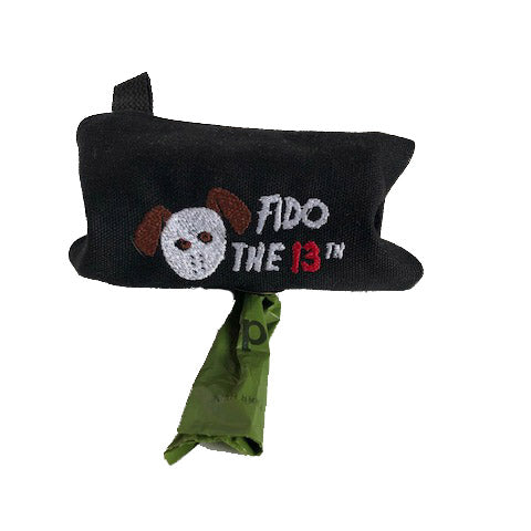 Fido the 13th poop bag holder