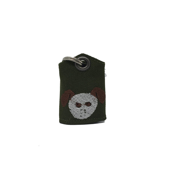 "Fido the 13th ""Tag Bag"" medal protector and silencer"