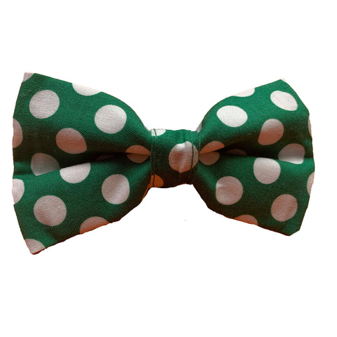 Irish Green Polkadog Geronibow
