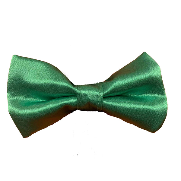 Irish Green Satin Geronibow