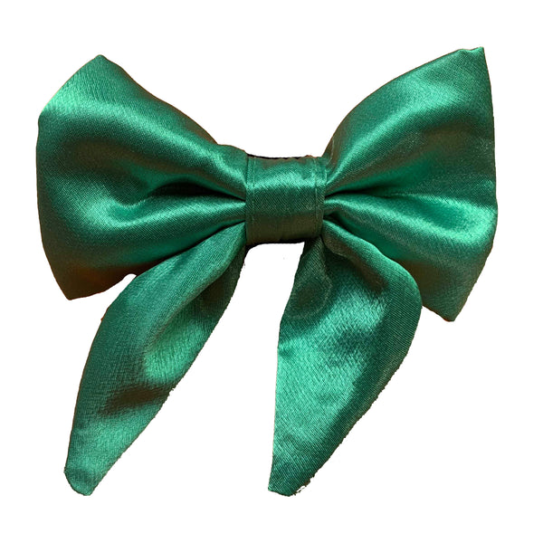Irish Green Sailor Bow