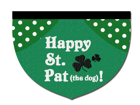 Happy St. Pat (the dog)!