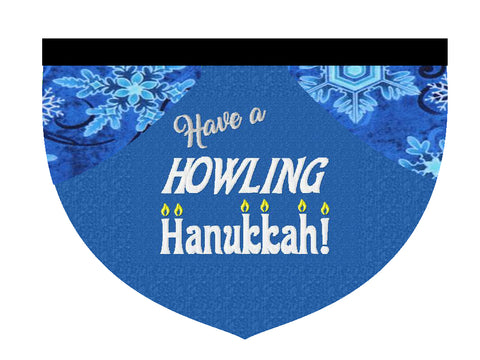 Have a Howling Hanukkah!