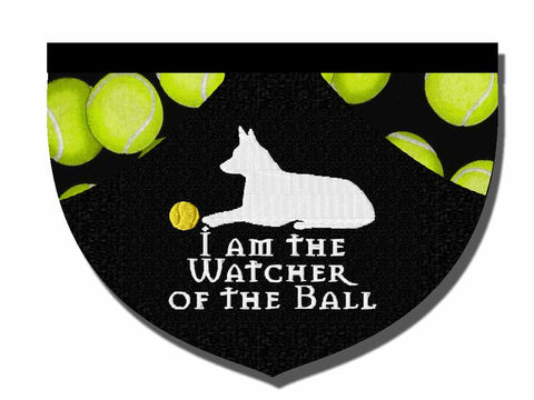 I am the Watcher of the Ball - Game of Thrones-inspired bandana
