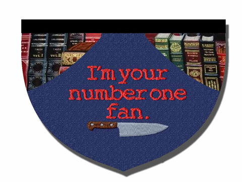 """I'm your number one fan"""