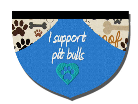 I Support Pittbulls
