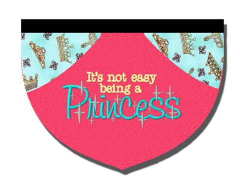 It's Not Easy Being a Princess bandana