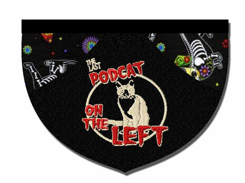Last Podcat on the Left reversible bandana