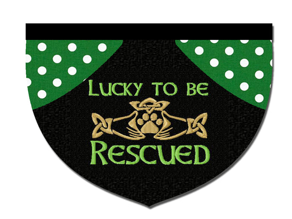 Lucky to be Rescued