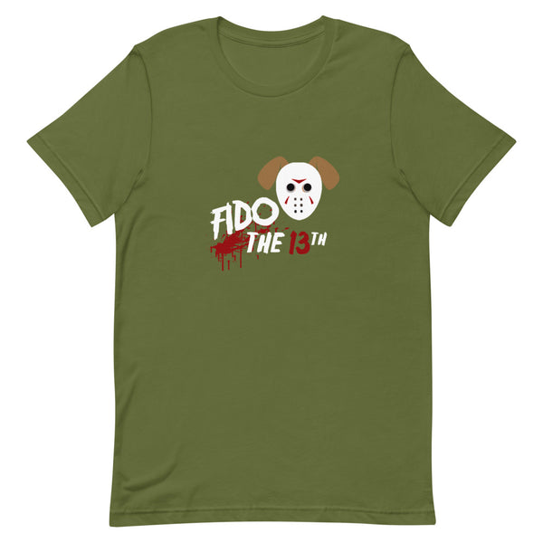 Fido the 13th Short-Sleeve Unisex T-Shirt