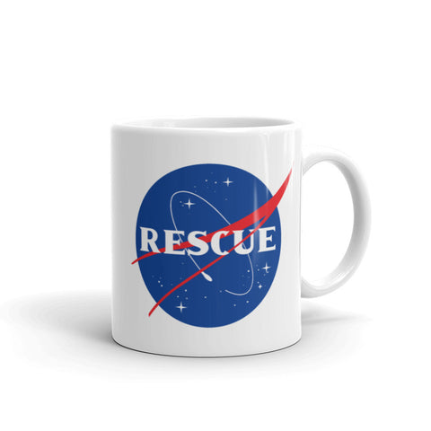 Rescues in Space Mug