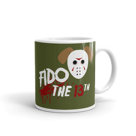 Fido the 13th Mug