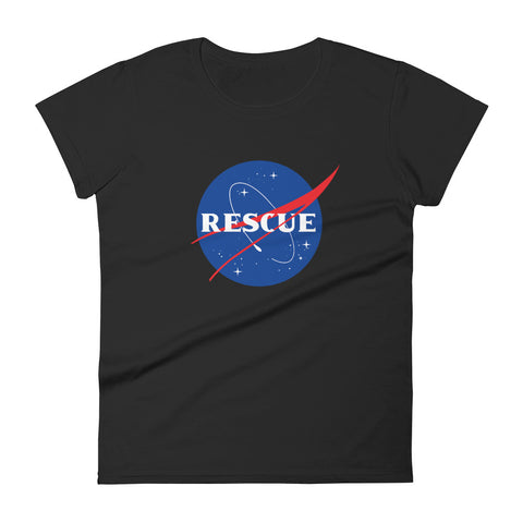 Rescues in Space short sleeve t-shirt
