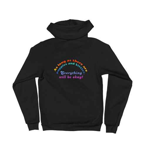 Everything will be okay! Hoodie sweater