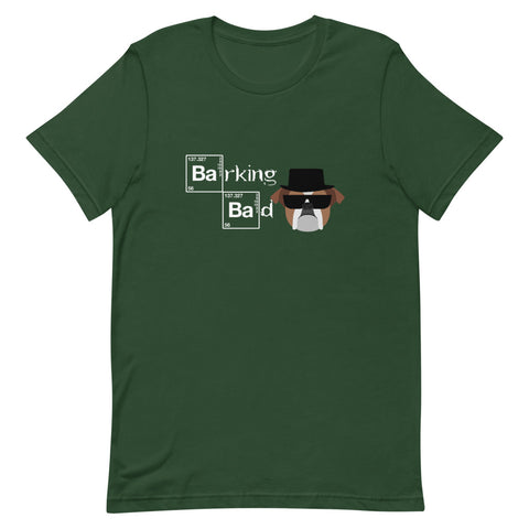 Barking Bad Short-Sleeve Unisex T-Shirt