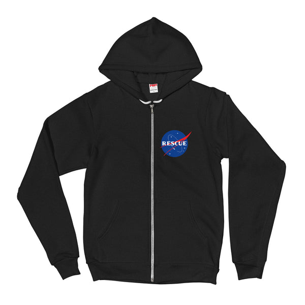 Rescues in Space Hoodie sweater
