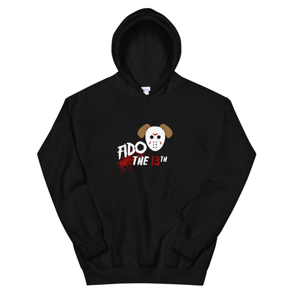 Fido the 13th Unisex Hoodie