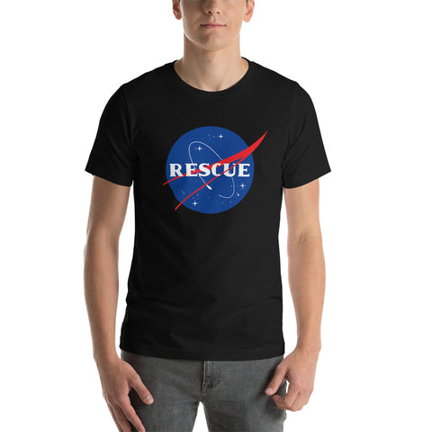 Rescues from Space Short-Sleeve Unisex T-Shirt