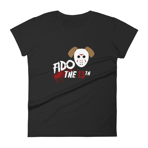 Fido the 13th Women's short sleeve t-shirt