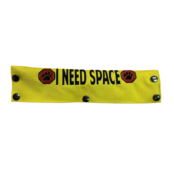 I need space - J'ai besoin d'espace BILINGUAL