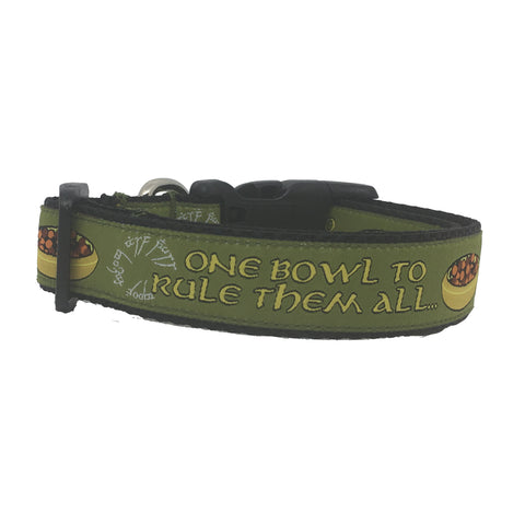 Lord of Rings-inspired clip collar
