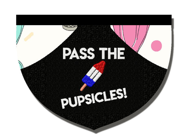 Pass the pupsicles