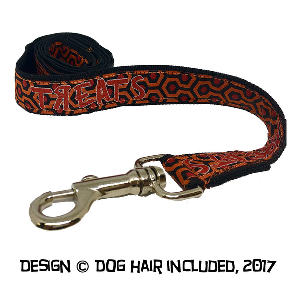 The Shining inspired leash