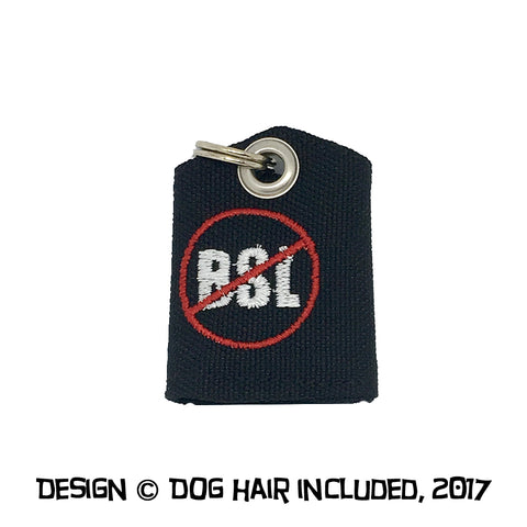 Anti-BSL tag bag protector and silencer