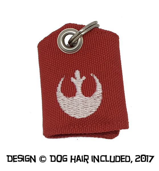 Star Wars inspired tag bag protector and silencer