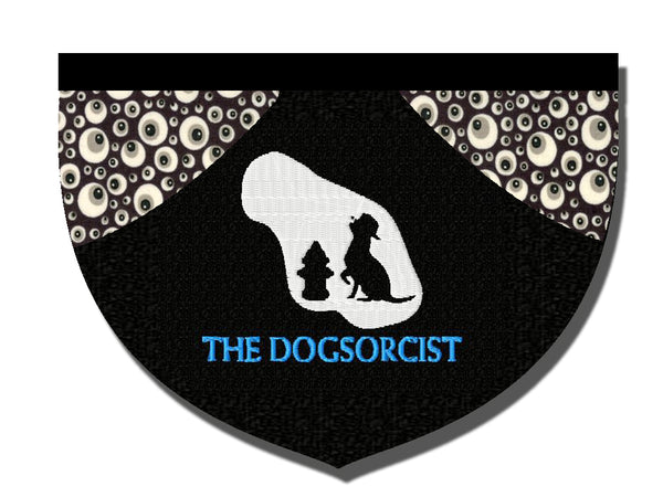 The Dogscorcist - reversible bandana