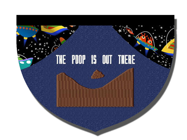 The poop is out there