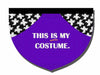 This IS my Costume/Ceci EST mon costume bandana