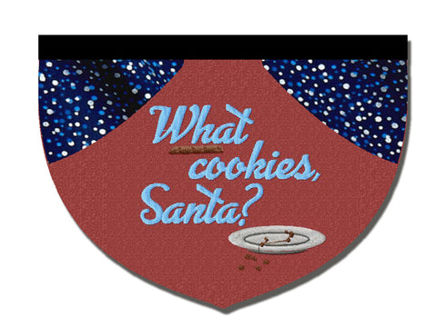 What cookies, Santa? / Quels biscuits, Père Noel?