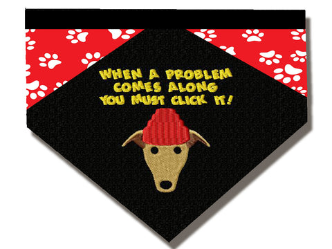 You must click it! reversible bandana