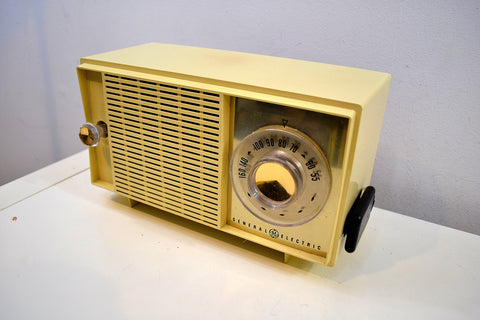 Old AM radio adapted to play FM and Bluetooth!