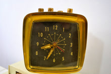 Load image into Gallery viewer, SOLD! - June 12, 2019 - The Future is Here! - 1959 Philco Predicta Model H765-124 Tube AM Clock Radio