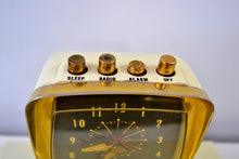 Load image into Gallery viewer, SOLD! - June 12, 2019 - The Future is Here! - 1959 Philco Predicta Model H765-124 Tube AM Clock Radio - [product_type} - Philco - Retro Radio Farm