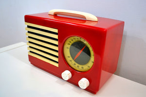The Patriot 1940 Emerson Model 400-3 AM Vacuum Tube Radio - [product_type} - Emerson - Retro Radio Farm