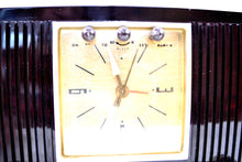 Load image into Gallery viewer, SOLD! - Apr 18, 2019 - Bluetooth Ready Elegant 1955 General Electric Model 551 Vintage AM Clock Radio - [product_type} - General Electric - Retro Radio Farm