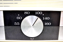 Load image into Gallery viewer, Black and White RCA Victor Model 3RD50 AM Vacuum Tube Radio Totally Restored Works Great! - [product_type} - RCA Victor - Retro Radio Farm