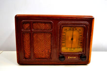 Load image into Gallery viewer, SOLD! - Feb 18, 2020 - Western Wood 1936 Emerson Model 132A AM Vacuum Tube Radio Hopalong Cassidy Would Approve! - [product_type} - Emerson - Retro Radio Farm