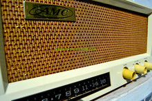 Load image into Gallery viewer, SOLD! - Oct 25, 2018 - Toffee Tan Mid Century Vintage 1959 AMC Model 2585 Tube Radio Almost Mint and Very Sweet!